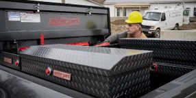 Weather Guard Introduces New Saddle, Lo-Side Boxes for Trucks