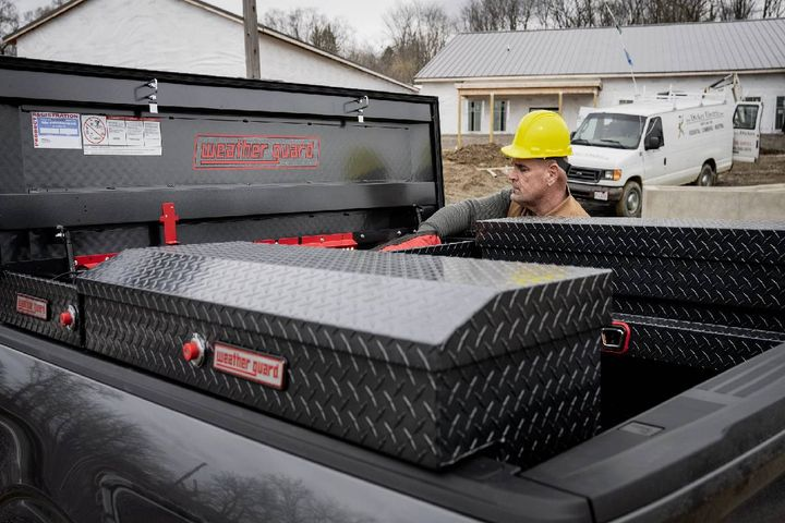 Weather Guard has introduced 38 new saddle and lo-side boxes with an updated, modern appearance and advanced technology. - Photo:Weather Guard