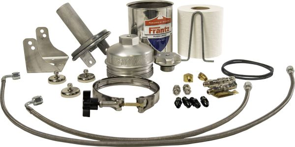 The kit is ideal for Class 1 to 3 trucks and SUVs, especially fleets that require many hours of...