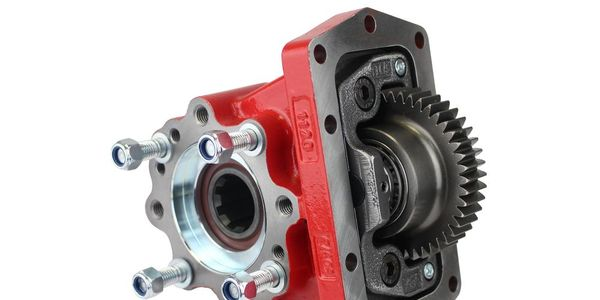 The Bezares 3940 series PTO provides a single part number, which includes all installation...