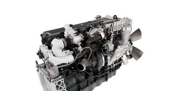 The engine allows fleets to achieve 10% improved fuel economy since its initial launch.
