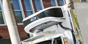 Supra S10 Truck Unit for Regional Distribution