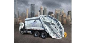 Amrep Introduces Rear Load Refuse Truck