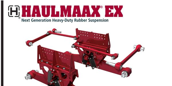 The Haulmaax EX is rugged, supporting demanding vocational applications and offering capacities...