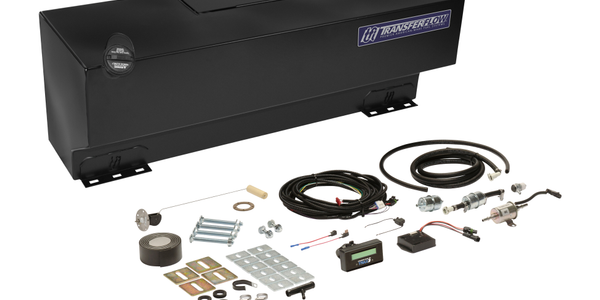 Transfer Flow Offers 40-Gallon Auxiliary Fuel Tank