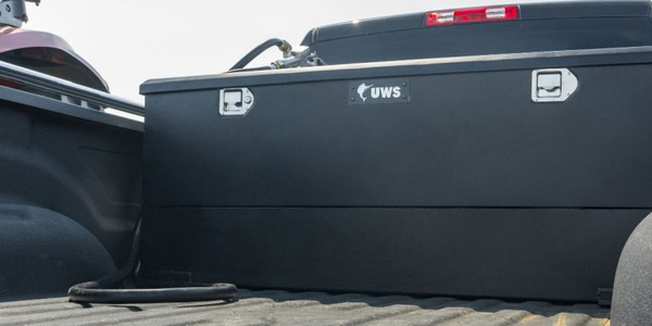 New UWS steel combo transfer tanks are constructed from 14-gauge steel and also come with a...