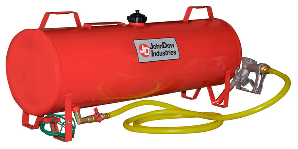 The fuel tank was specifically designed to be bolted into a trailer for those needing to...