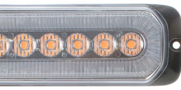 With a voltage range of 12-24VDC, this LED module has an output of 9 watts.