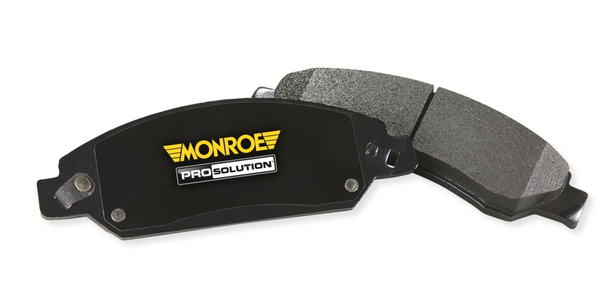 Monroe Severe Solution brake pads for severe-duty applications that helps fleets reduce brake...