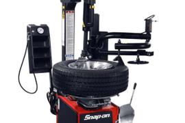 Heavy-Duty Tilt Back Changer Handles Larger Tires