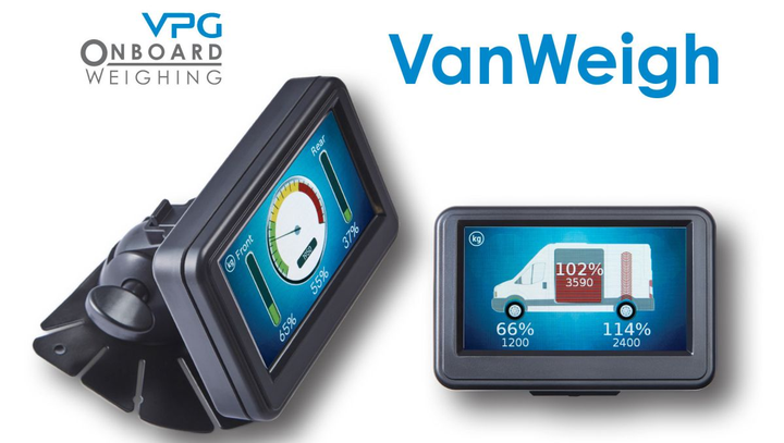 Gross vehicle weight (GVW) and per axle load information is displayed to the driver on an easy-to-use color touchscreen and its telematics output connects to GPS tracking systems.