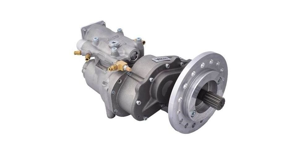 VMAC Offers Spline Drive Air Compressors