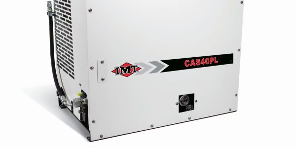 The durable, rust resistant unit offers 40 cfm of air power with hydraulic cooling assist for...