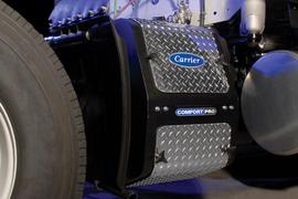 Carrier Transicold Updates ComfortPro Diesel APUs