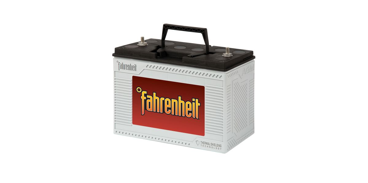 Fahrenheit Batteries for Commercial Truck Applications