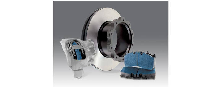 Centric Parts new program features air disc brake pads, rotors, and repair kits for all-makes.