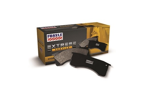 Fras-le North America expanded its line of hydraulic brake pads to include a full range of material grades.  - Photo courtesy Fras-le