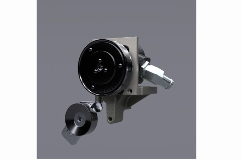 The kits, offered in a PH14 Pump or AA Pump, were designed to mount on the 6.6L Duramax diesel...