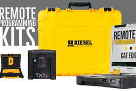Diesel Laptops Launches Remote Programming Kits