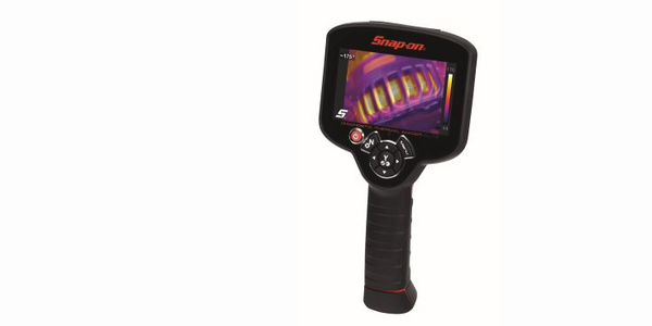 When connected to Wi-Fi, every image captured with the Diagnostic Thermal Imager Elite is...