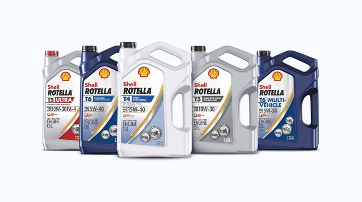 Shell Rotella Gas Truck is recommended for use in gasoline-powered pick-up trucks and SUVs, including those that experience more extreme conditions.