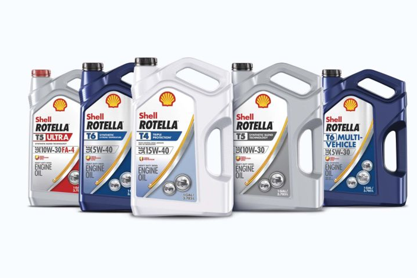 Shell Rotella Gas Truck is recommended for use in gasoline-powered pick-up trucks and SUVs,...