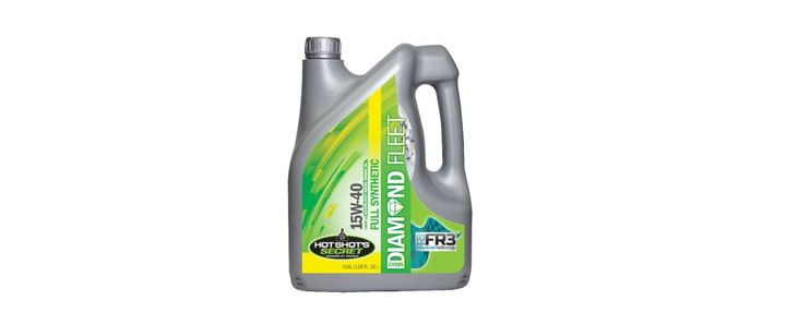 Green Diamond Fleet is a pure 100% synthetic engine oil composed of Group III base oils.