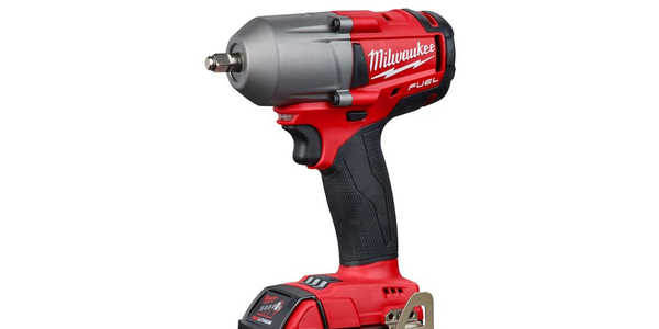 The M18 FUEL 3/8-inch Cordless Impact Wrench
