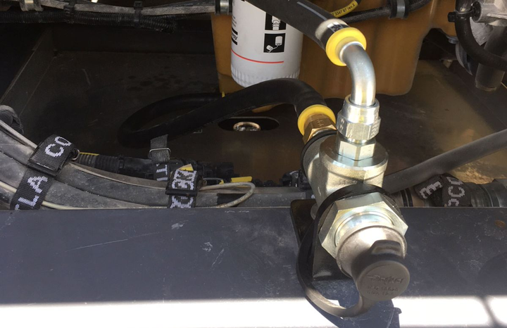 QuickFit is a standardized solution that reduces oil change times by 50%.