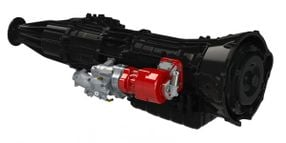 Direct-Transmission Mounted PTO Air Compressor for Ram Trucks