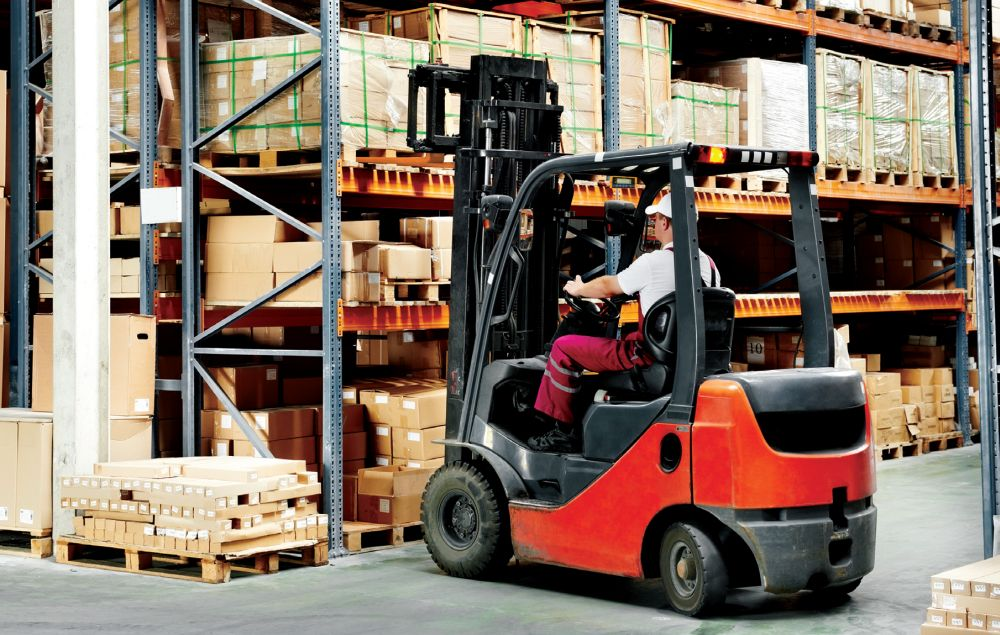 Fairbanks Scales Forklift Scale for Mobile Weighing