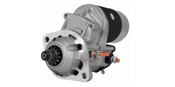 Designed for use in 3.9-5.9L Cummins diesel engines, the new L545 offset gear reduction starter...