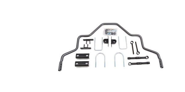 Hand made in the USA, Hellwig sway bars can be installed in minimal time with simple hand tools.