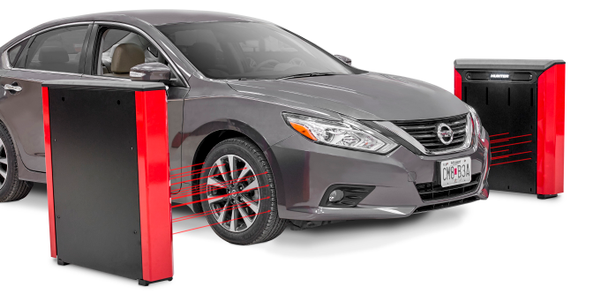 The Quick Check Drive collects vital information about avehicle's alignment automatically,...