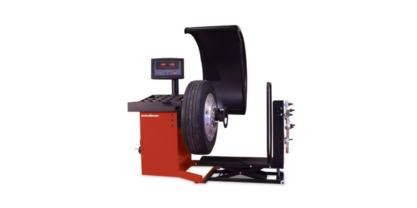 Capable of handling wheel ranges from 12 inches to heavy-duty sized wheels as big as 24.5...