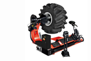 The John Bean 8058 heavy-duty tire changer is capable of servicing up to 58-inch wheels and...