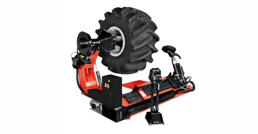 John Bean's New Heavy-Duty Tire Changers