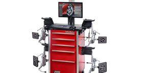 John Bean V2380 Makes Wheel Alignment Easy