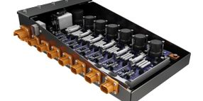 Eaton Launches Power Distribution Unit for Electrified Commercial Trucks