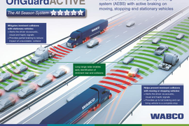 Wabco Provides Altec with Collision Mitigation