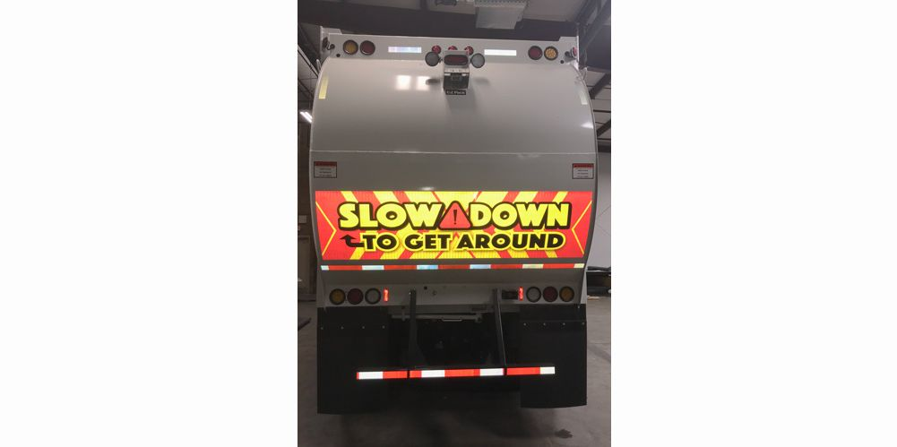 Solid Waste Association Adds New Safety Stickers