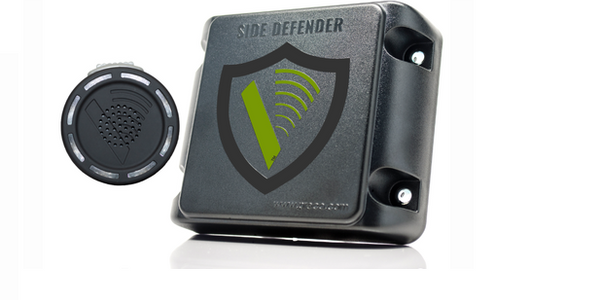 Side Defender II adds intelligent technology to its lane change assist feature, meeting the...