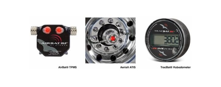 The SBI will transmit data from the complete suite of Stemco wireless products, including the AirBat Tire Pressure Monitoring System (TPMS); Aeris Automatic Tire Inflation System (ATIS); and the TracBat hubodometer.