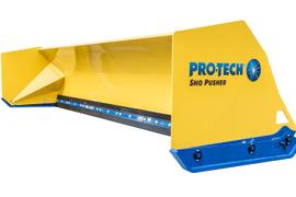 Pro-Tech's Unveils Fusion Edge Sno Pusher Plow