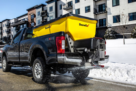 SnowEx Introduces Advanced Material Delivery System