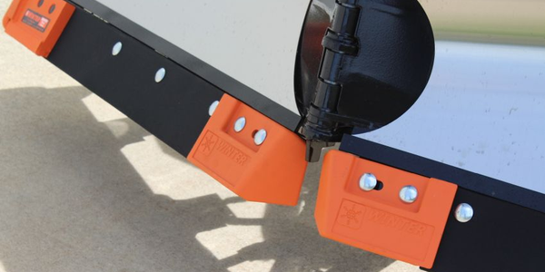 Winter's V-Plow Guard system is a complete system featuring steel blades, center and outer...