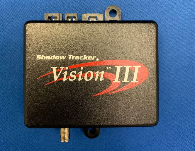 The Shadow Tracker Vision III provides real-time location updates every 10 seconds. - Photo courtesy of Advanced Tracking Technologies