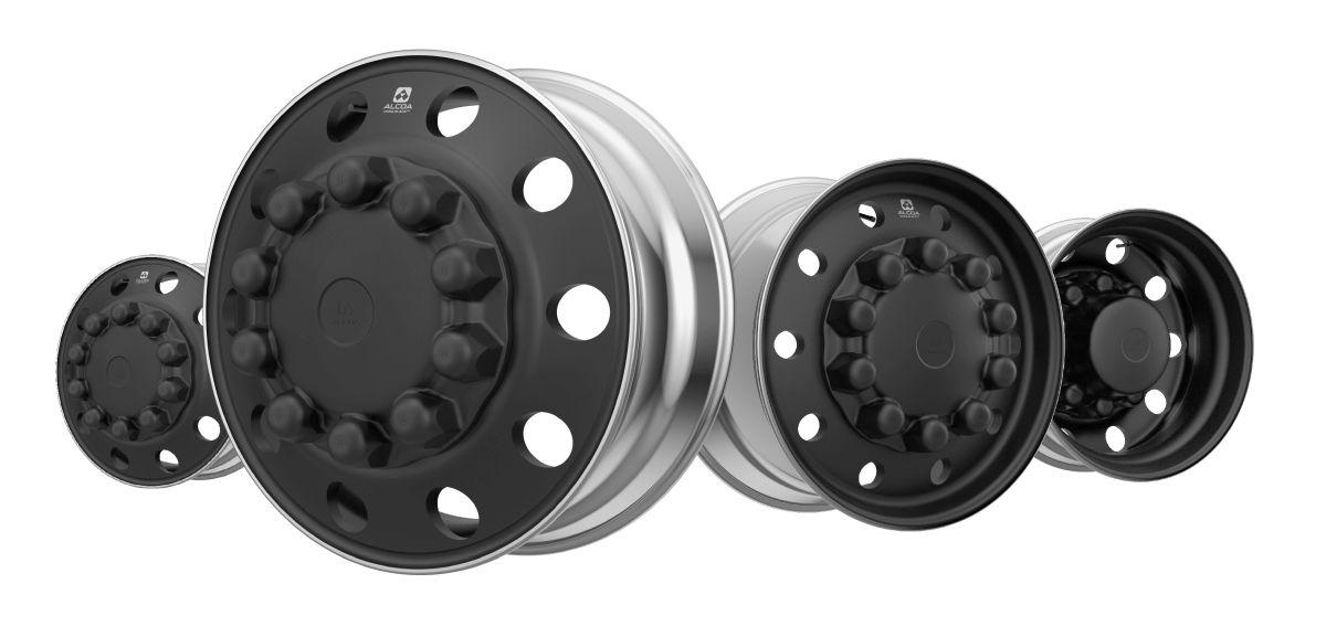 Alcoa Unveils Dura-Black Heavy-Duty Wheels