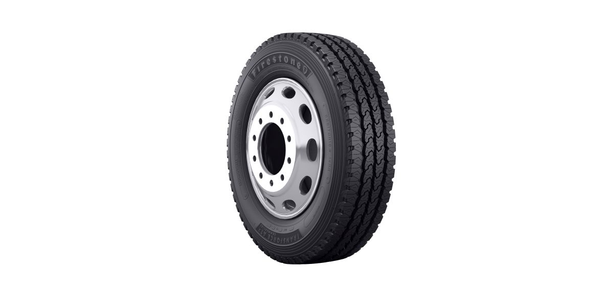 Three new truck tire sizes will soon be available for medium-duty commercial vans and trucks.