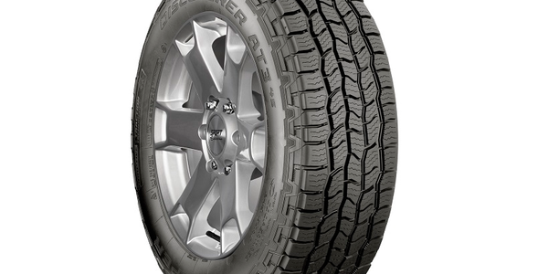 Cooper's Discoverer AT3 4S is an all-terrain tire for light-duty trucks and SUVs.